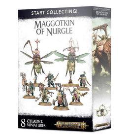 Warhammer Age of Sigmar Start Collecting! Maggotkin Of Nurgle