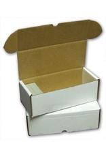 BCW 500 Count Storage Box