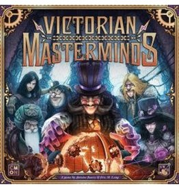 Spaghetti Western Games Victorian Masterminds
