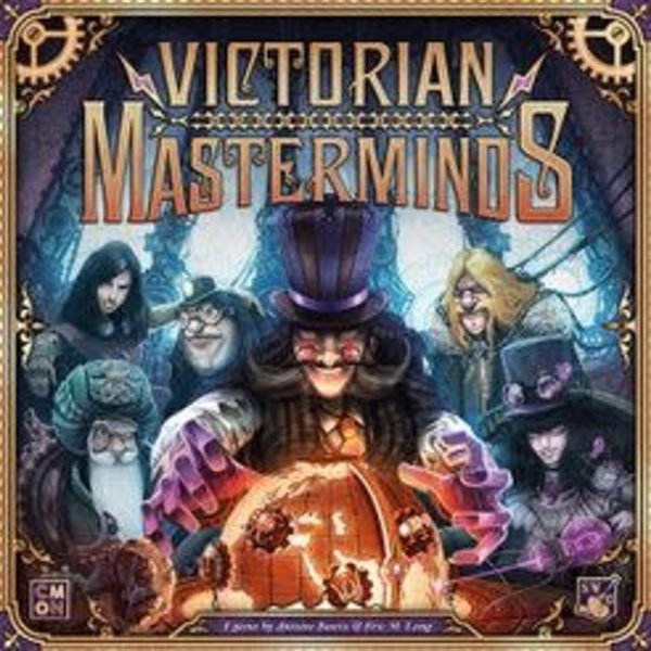 Spaghetti Western Games Victorian Masterminds