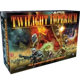 Fantasy Flight Games Twilight Imperium Fourth Edition