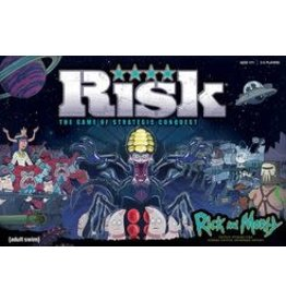 Hasbro Risk Rick and Morty