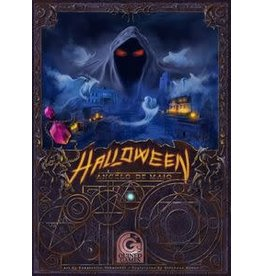 Quined Games Halloween