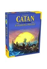 Catan Studio Catan 5-6 Player Extension Explorers & Pirates