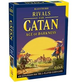 Catan Studio Rivals For Catan Age of Darkness