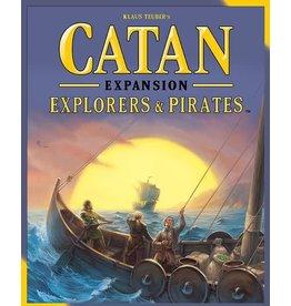 Catan Studio Catan Expansion Explorers & Pirates