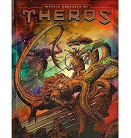 Wizards of The Coast Mythic Odysseys Of Theros Alternate Cover