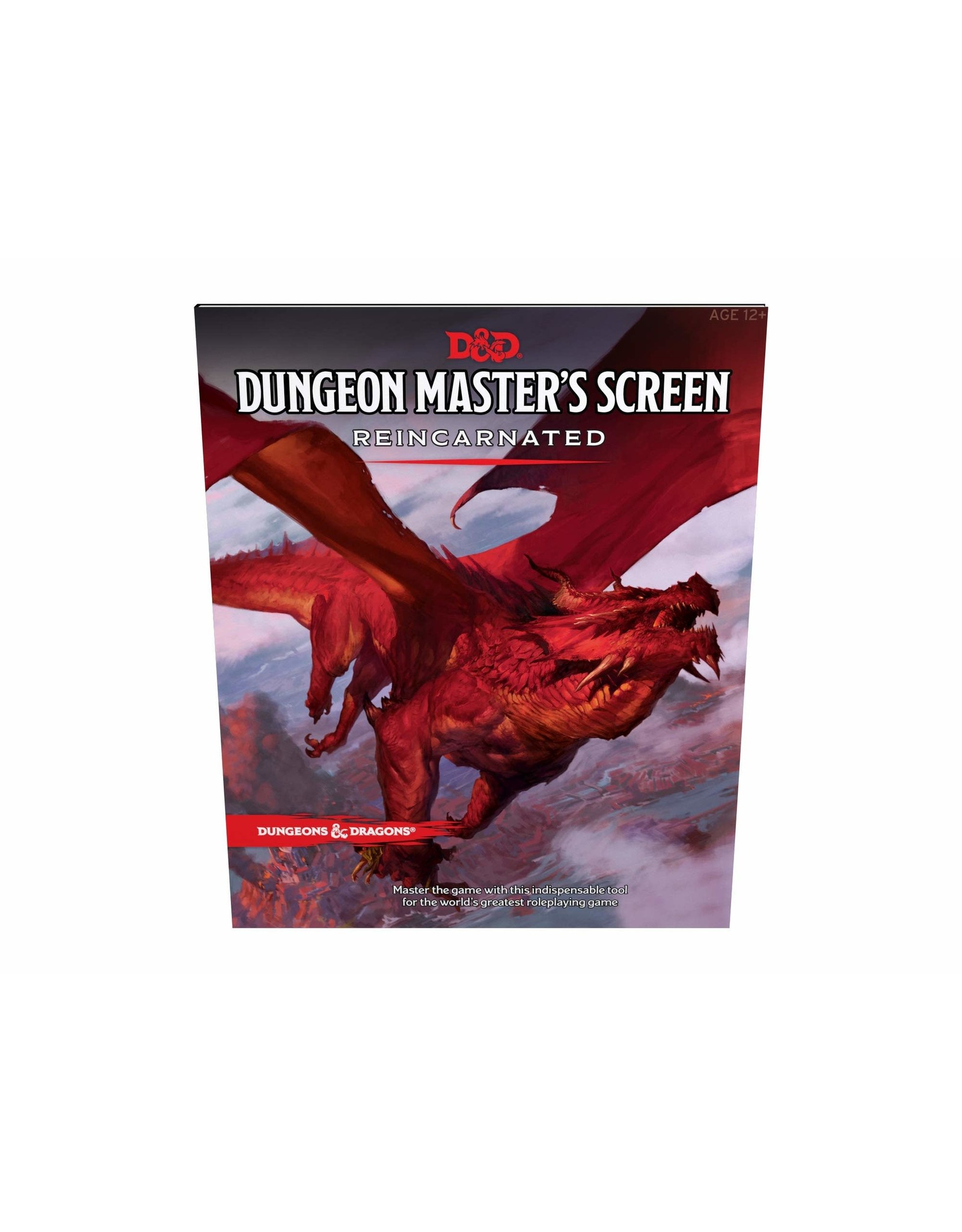 Wizards of The Coast Dungeon Master's Screen Reincarnated