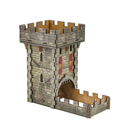 Q Workshop Medieval Color Dice Tower