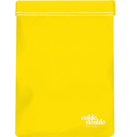 Oakie Doakie Dice Yellow Dice Bag