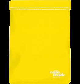 Oakie Doakie Dice Yellow Dice Bag