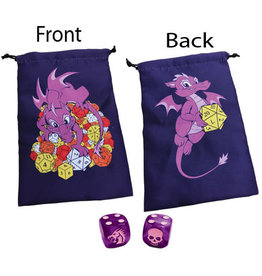 Steve Jackson Games Dice Dragon Dice Bag