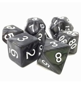 TMG Supply Dargon's Dice 7pcs Shadow Strike