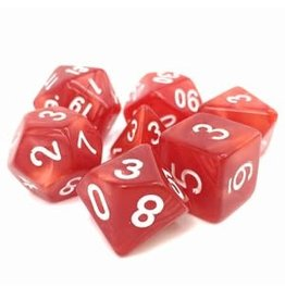 TMG Supply Dargon's Dice 7pcs Berserker's Rage