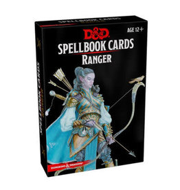 Wizards of The Coast Spellbook Cards Ranger