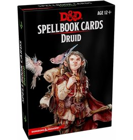 Wizards of The Coast Spellbook Cards Druid