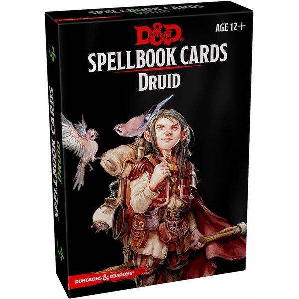 Wizards of The Coast Spellbook Cards Druid