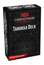 Wizards of The Coast Curse of Strahd Tarokka Deck