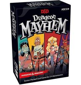 Wizards of The Coast Dungeon Mayhem