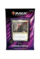 Magic: The Gathering Commander 2019 Deck - Merciless Rage