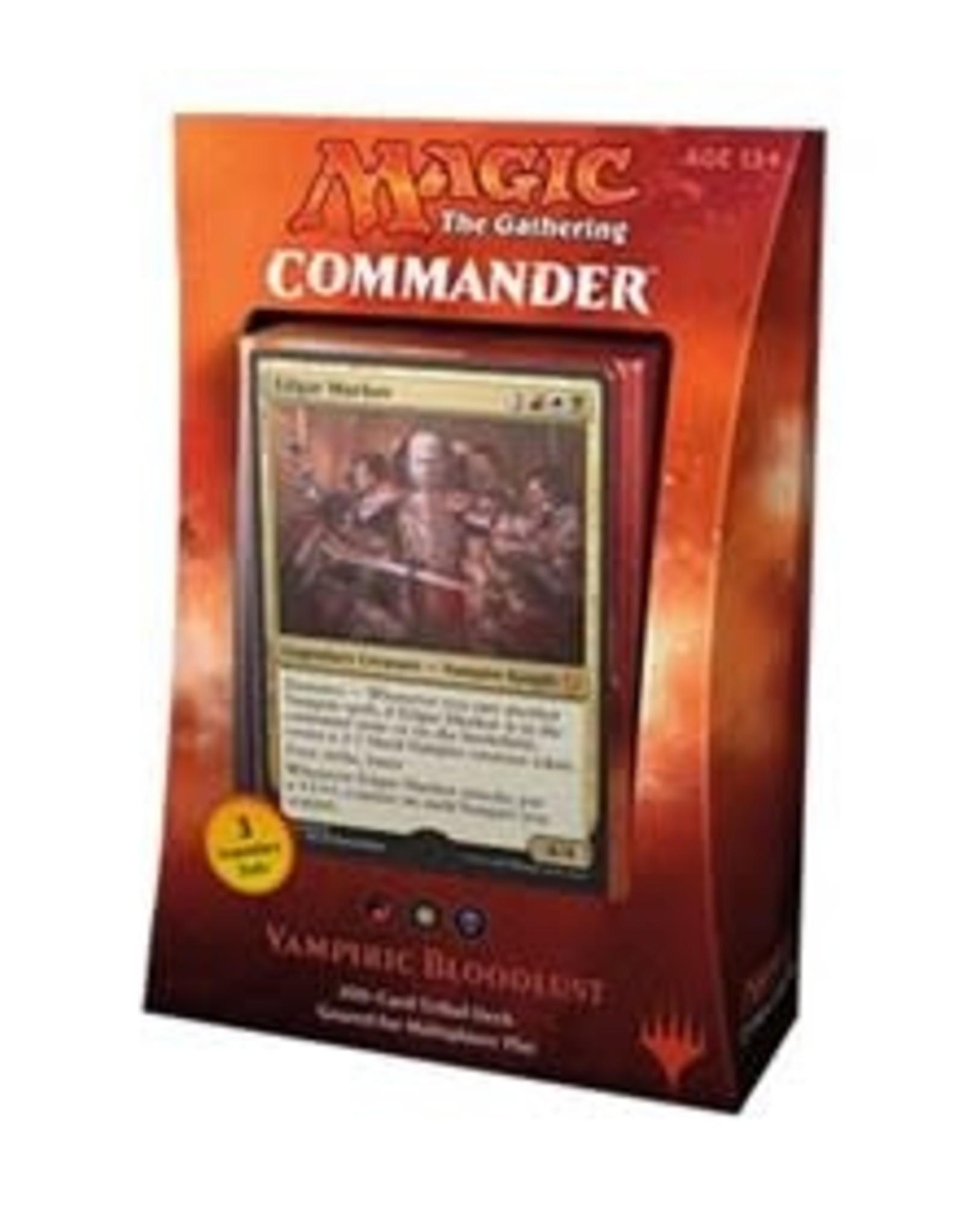 Commander 2017 Deck - Vampiric Bloodlust