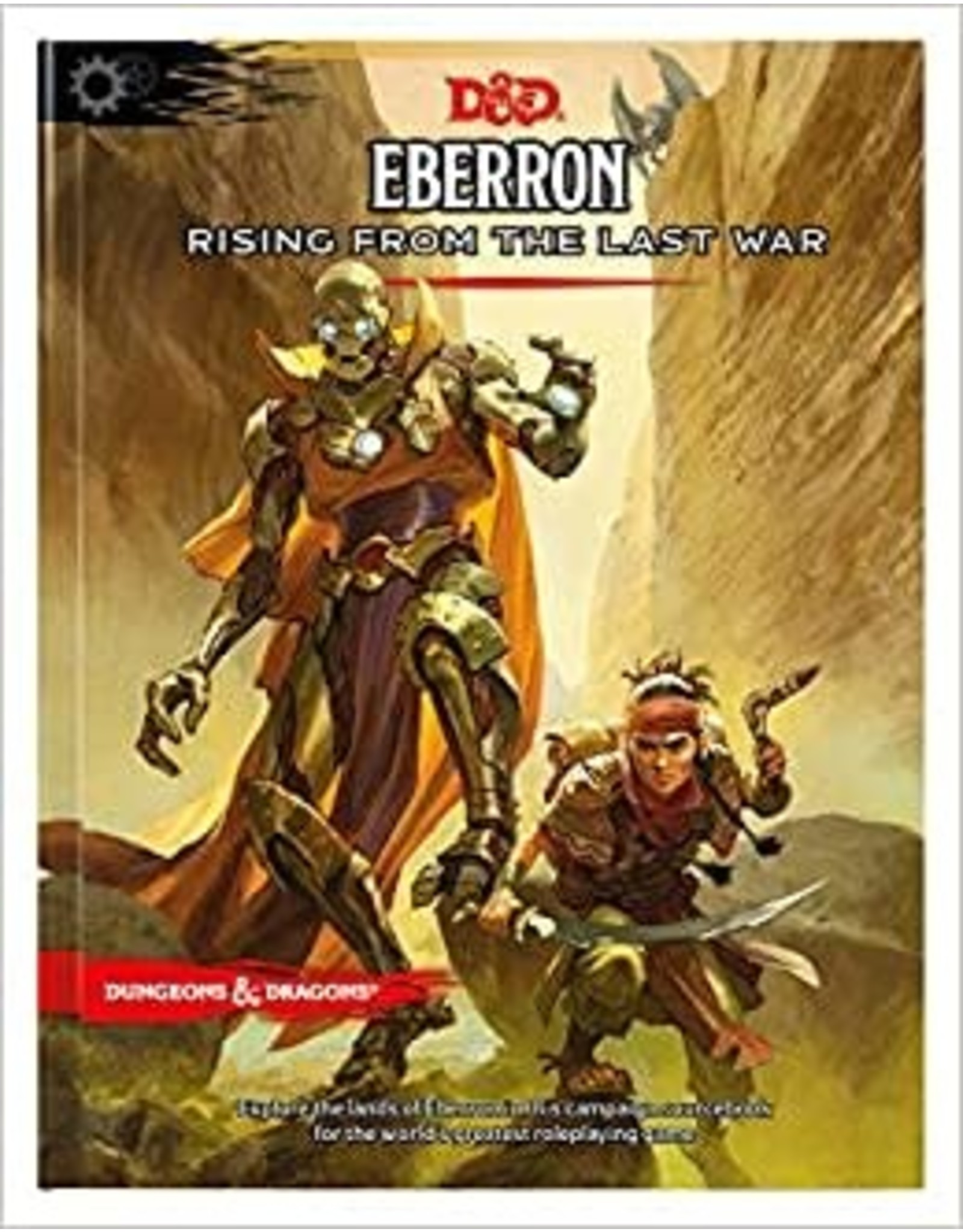 Wizards of The Coast Eberron Rising From The Last War