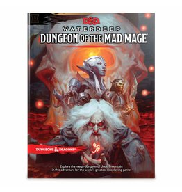 Wizards of The Coast Waterdeep Dungeon Of The Mad Mage