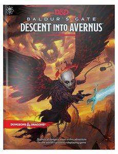Wizards of The Coast Baldur's Gate Descent Into Avernus