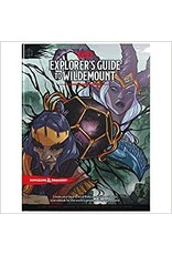 Wizards of The Coast Explorer's Guide To Wildemount