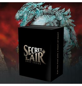 Magic: The Gathering Secret Lair Drop: Summer Superdrop - Can You Feel with a Heart of Steel?