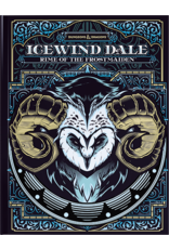 Wizards of The Coast Icewind Dale Rime of the Frostmaiden Alternate Cover