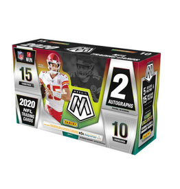 Panini 2020 Panini Mosaic Football Hobby Box