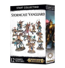 Warhammer Age of Sigmar Start Collecting! Stormcast Vanguard