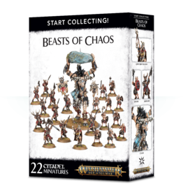 Warhammer Age of Sigmar Start Collecting! Beasts of Chaos