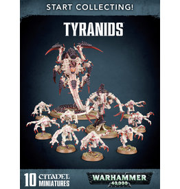 Warhammer 40,000 Start Collecting! Tyranids