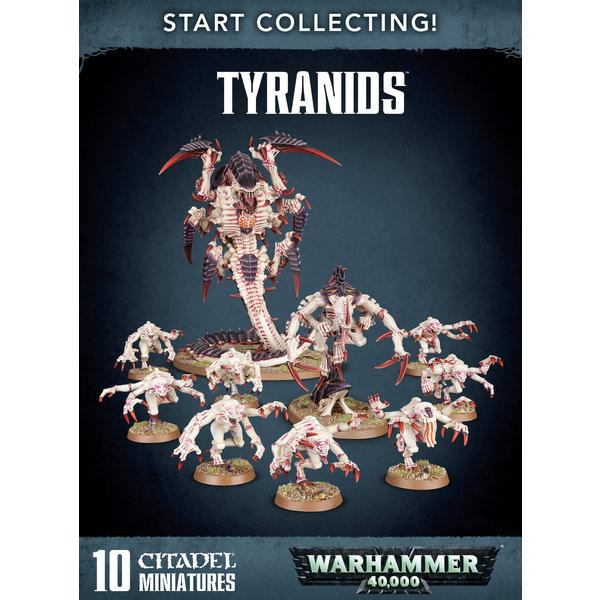 Warhammer 40,000 Start Collecting! Tyranids