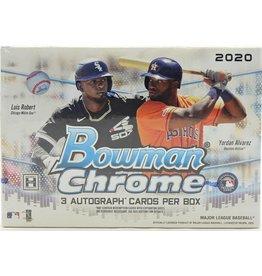 Topps 2020 Bowman Chrome Baseball Jumbo Box