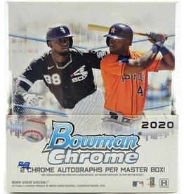 Topps 2020 Bowman Chrome Baseball Hobby Box