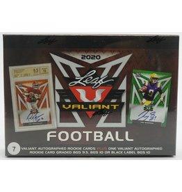 Leaf 2020 Leaf Valiant Football Hobby Box