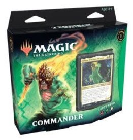 Magic: The Gathering Zendikar Rising - Land's Wrath Commander Deck