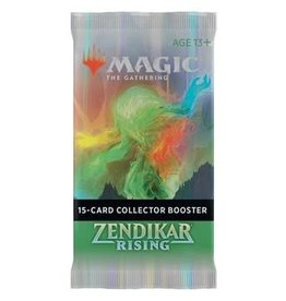 Zendikar Rising - Collector Booster Pack