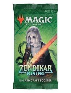 Magic: The Gathering Zendikar Rising - Draft Booster Pack