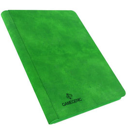 Gamegenic Zip-up Album 18-Pocket Green