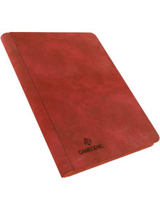 Gamegenic Zip-up Album 18-Pocket Red