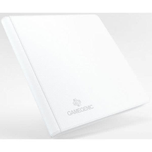 Gamegenic Zip-up Album 24-Pocket White