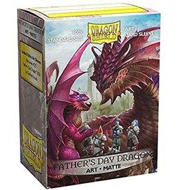 Arcane Tinmen 'Father's Day Dragon' Art Sleeves Matte 100