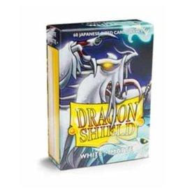 Arcane Tinmen Dragon Shield White Matte 60 Japanese