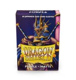 Arcane Tinmen Dragon Shield Purple Matte 60 Japanese
