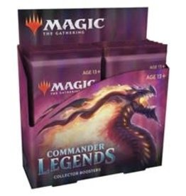 Commander Legends - Collector Booster Display Box