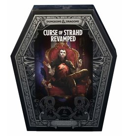 Wizards of The Coast Curse of Strahd: Revamped Premium Edition